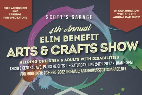 2017 Elim Benefit Arts & Crafts Show