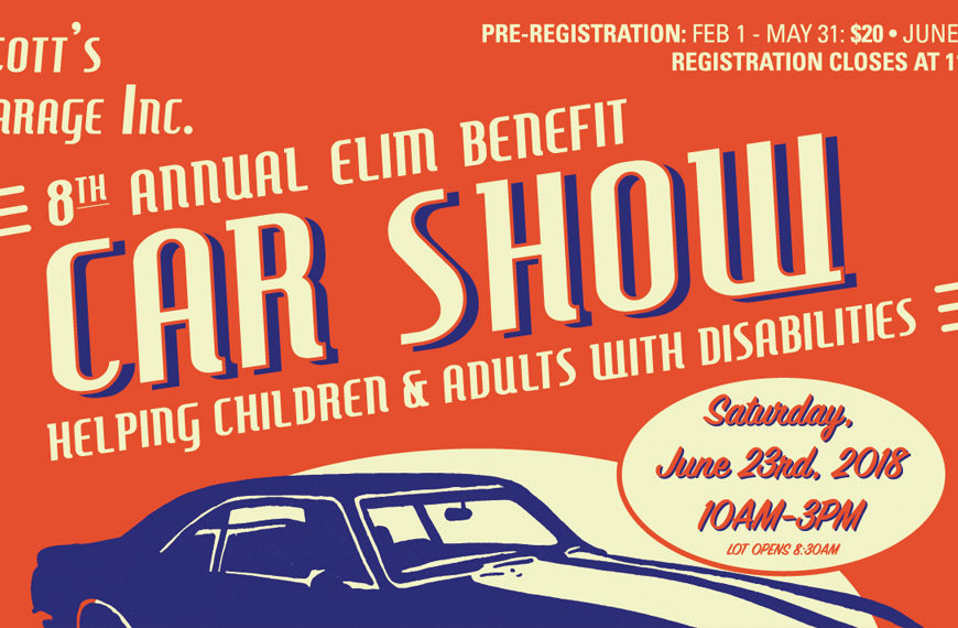 Registration Now Open – 8th Annual Elim Benefit Show
