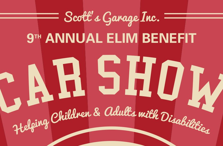 9th Annual Elim Benefit Show