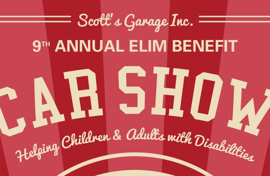 9th Annual Elim Benefit Show