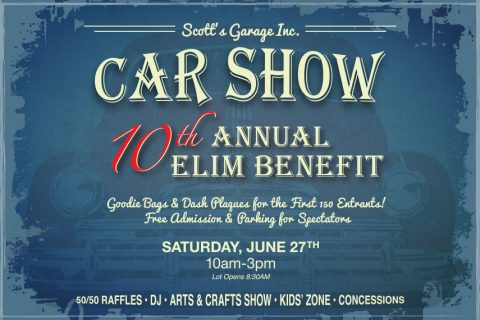 10th Annual Elim Benefit Show